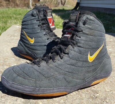 hot sales 051d1 fbf4d RARE Nike OG Inflicts Reissues Wrestling Shoes size 8.5