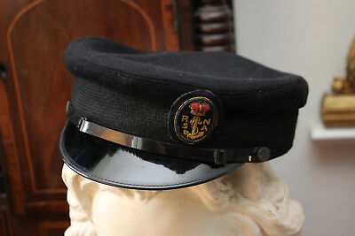 A Fine Vintage Gieves Ltd Admiral's Hat, UK Size 7 & 1/8th