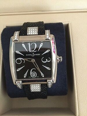 Awesome Authentic Ulysse Nardin Caprice Women's Watch