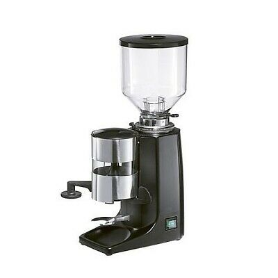Brand New Quamar M80 Manual Doser Commercial Coffee Expresso Grinder