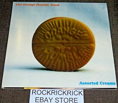 The Orange Humble Band - Assorted Creams -15 Track Rare Cd- (Hac 67)