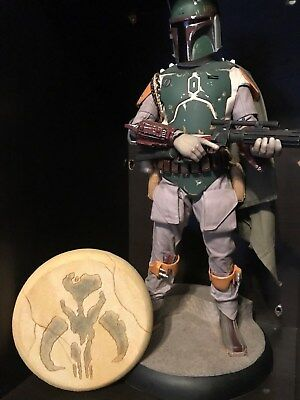 Sideshow Collectibles: Star Wars, 1:4 Scale, Premium Format Exclusive, BOBA FETT