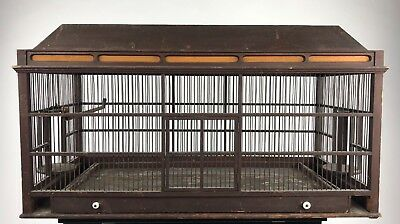 ANTIQUE BIRD CAGE - Early 1900's - Working Condition!