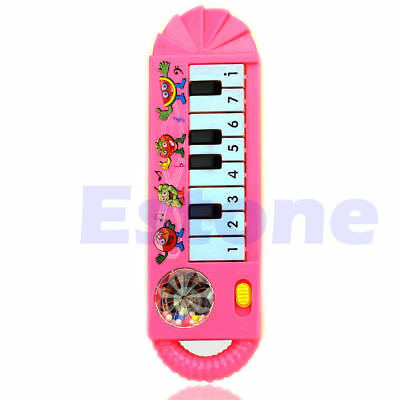 Baby Toddler Infant Kids Musical Piano Developmental Toy Early Educational Game