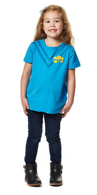 New - The Wiggles - Kids Anthony Blue Costume T-Shirt - T-Shirt - ABC Shop