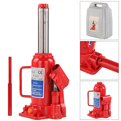 6 Ton Hydraulic Bottle Jack Lifting Ram Car Van Boat Truck Caravan UK