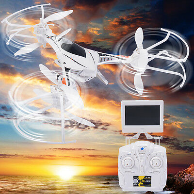 Quadrocopter Drohne Cheerson CX-33S 4CH RC mit 5.8G FPV HD Kamera LED