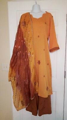 Salwar Kameez Ready Made Stitched Indian/Pakistani Designer Party Wear Bollywood