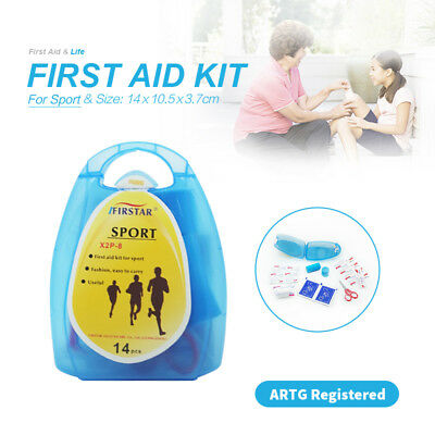 First Aid Kit for Sport A Must Have for Every Family  Survival ARTG Registered