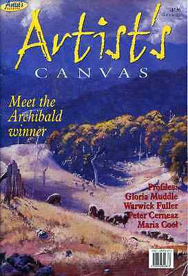 Art Magazine - Artist's Canvas