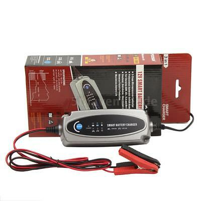 Multi MXS 5.0 12V Car Battery Smart Trickle Charger & FREE INDICATOR 56-382 Q9C5
