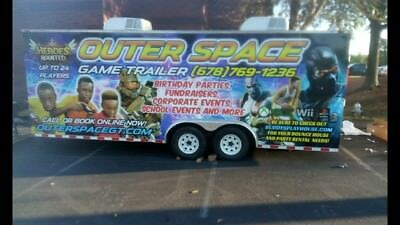 MOBILE VIDEO GAME BUSINESS OPPORTUNITY - Mobile Video Game Trailer for sale