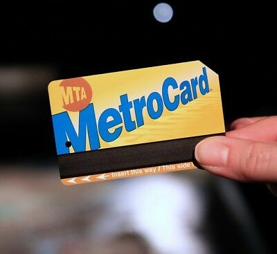 MTA NY Metrocard - One Month Unlimited