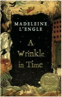 A wrinkle in time - Madeleine L'Engle - read description