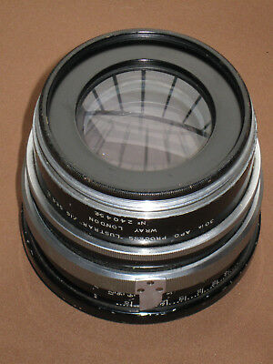 *Collector's Item* WRAY LONDON 30in APO Process LUSTRAR f16 Serie II LargeFormat