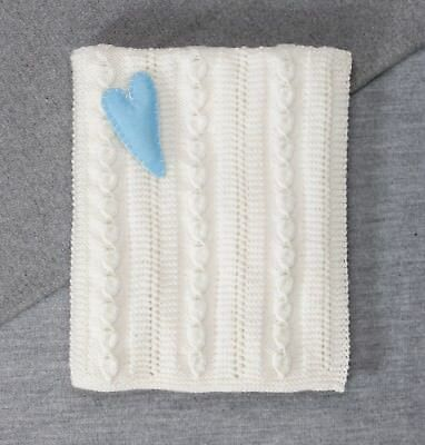 Twilleys - Knitting Kit - Baby Blanket - Cream - 2898/4029