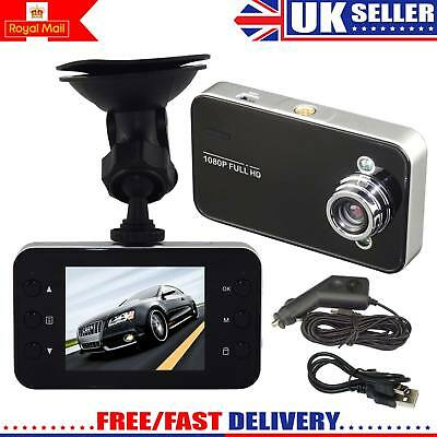 "2.4"" Car Camera Dash Cam car DVR 1080P Full HD Video Recorder Night Vision UK"