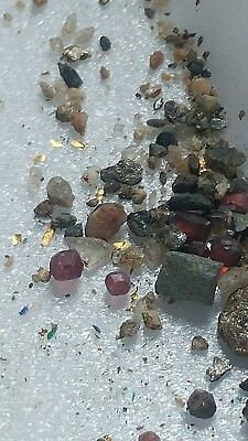 Glacial Gold Paydirt & Processed Gold. 100% Satisfied History!  Special 3/4 lbs