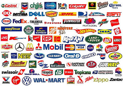 *****50,000 Corporate Logos Vector Clip Art Screen Printing Graphic Design*****