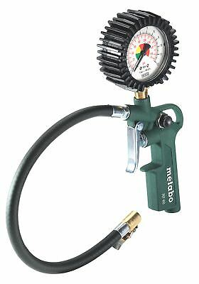 Metabo RF 60, 6.02233.00 - Manometro per pneumatici da 0 a 12 bar