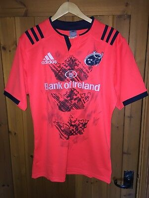Munster rugby shirt,Size Large.