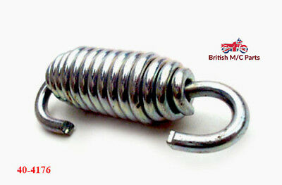 new zinc plated CENTRE STAND SPRING to fit BSA C15 B40 pt no 40-4716