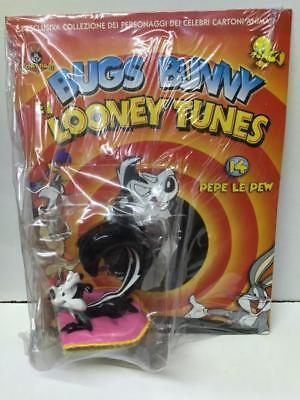 DeAgostini Looney Tunes 3D Figure Collection N. 14 PEPE LE PEW BLISTERATO