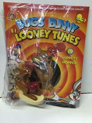 DeAgostini Looney Tunes 3D Figure Collection N. 19 HIPPETY HOPPER BLISTERATO