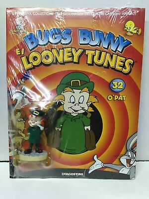 DeAgostini Looney Tunes 3D Figure Collection N. 32 O'PAT BLISTERATO