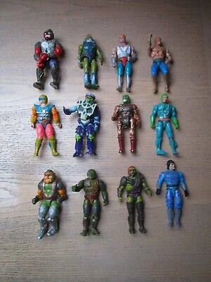 "Heman New Adventures ""Figurenpaket 4"" 12 Figuren ""Super"""
