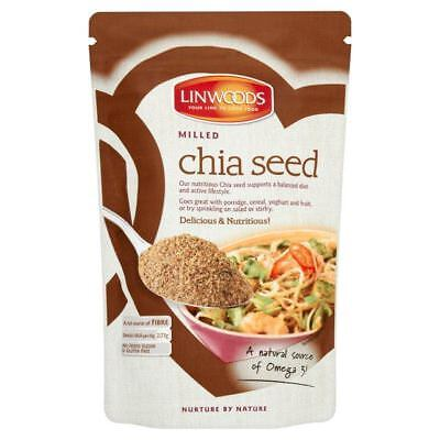 Linwoods Milled Chia Seeds 200g