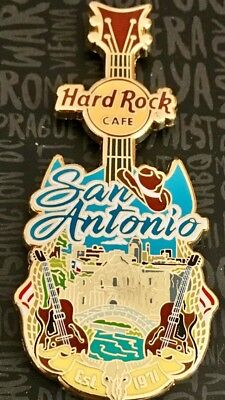 Citty T v Pin from Hard Rock Cafe San Antonio