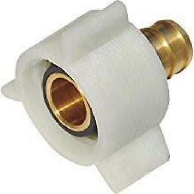 "PEX 1/2"" x 1/2"" Inch Female NPT Thread Swivel Adapter Fitting - Bag of 10 pcs /"