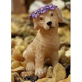Fairy Garden Mini - Puppy Lulu