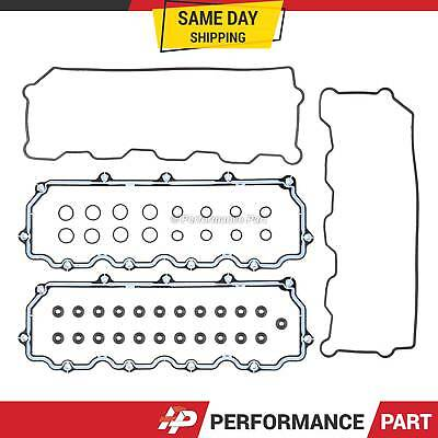 Valve Cover Gasket for Ford F-250 F-350 F-550 E-350 6.0L Diesel Turbo