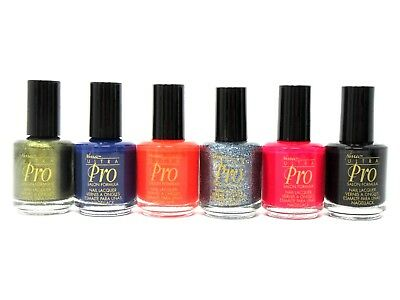 New Nina Ultra Pro Salon Formula Nail Polish Lacquer Not Expired Sealed