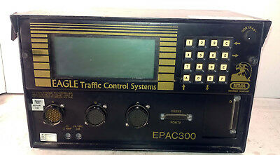 1 Used Eagle Signal Controls Epac300/epac3608M30 Traffic Control System
