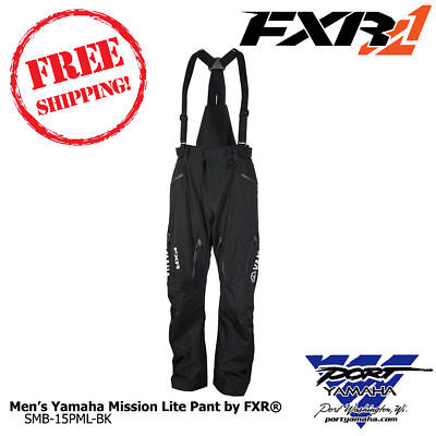 Men's Yamaha Mission Lite Uninsulated Four-Way Stretch Pant by FXR Sizes LG XL