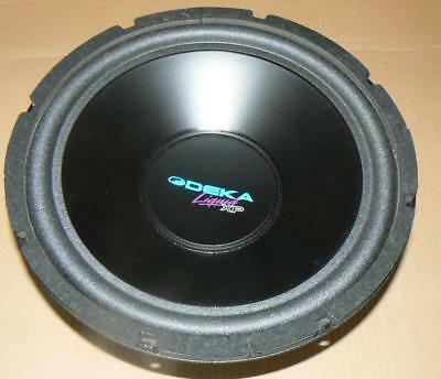 Deka Liquid XP 12825 Subwoofer  12-825 500 Watt 2 x 6 Ohm 30cm