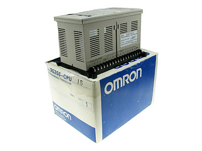 Omron 3G2S6-Cpu15 -New-
