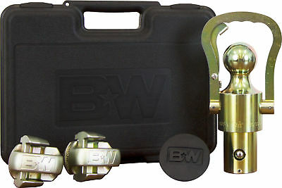 B&W OEM Ball and Safety Chain Kit for GM / Ford / N1ssan Trucks  GNXA2061