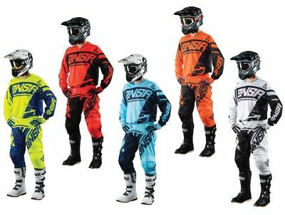 Answer Syncron 18 Jersey Pant Combo Gear Mx Atv Off Road + Free Name