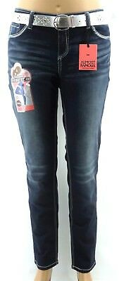 b0ae0691614 NEW CLEARANCE Almost Famous Jeans Plus Size 20 Super Stretch Skinny Blue  Denim