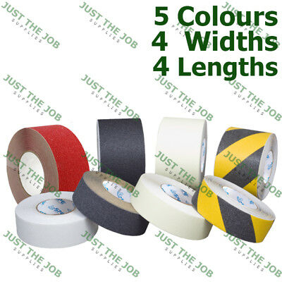 Anti Slip Tape ~ High Grip, Non-Slip Safety Strip ~ Adhesive Backed Floor Steps