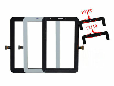 """Touch screen Glass Digitizer replace For Samsung Galaxy Tab2 7.0"""" P3100 P3110"""
