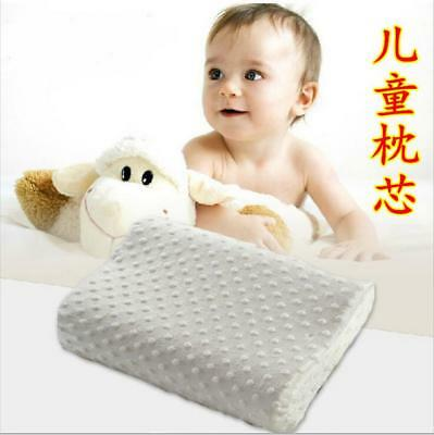 Memory Foam Pillow Protect Infant Prevent Kid Flat head Cervical Healthcare