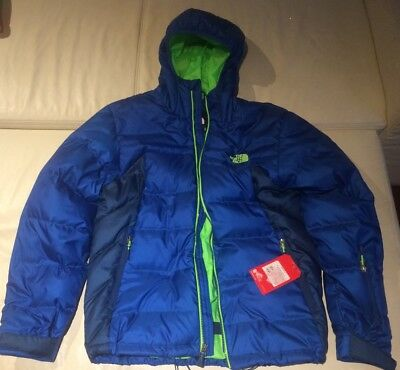 The North Face Daunen Jacke Mit Kaputze Gr.M Neu Tourenski