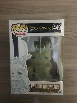 funko pop lord of the rings Twilight Ringwraith