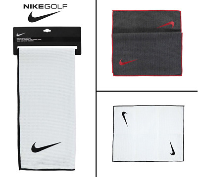 New NIKE GOLF Microfiber Towel - Gym/Face/Club - Tour - Large (48cm x 104cm)