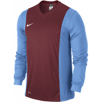 14adf59b1 15 x Nike Football Team Shirts  Park Derby  Men s Claret   Blue (Large